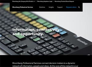 Bloomberg Professional Services
