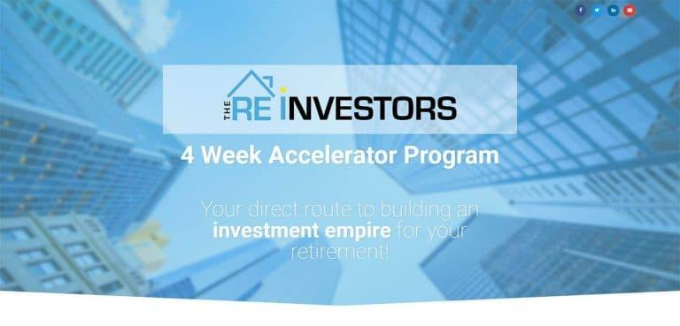 4 Week Program homepage